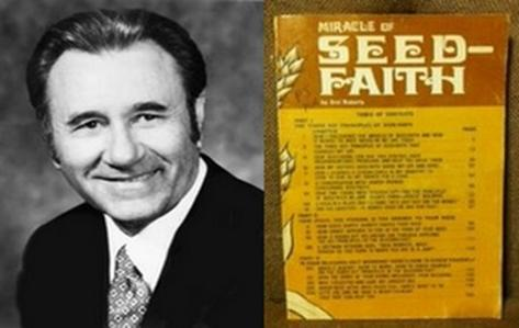 Oral roberts seed faith you